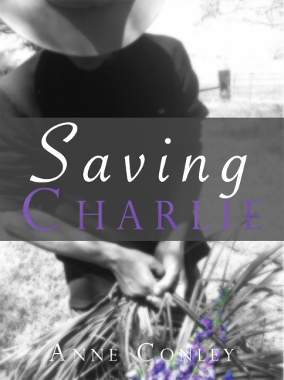 Saving Charlie - Book Cover