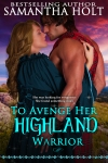 To Avenge - Book Cover