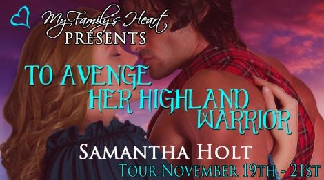 To Avenge - Tour Banner
