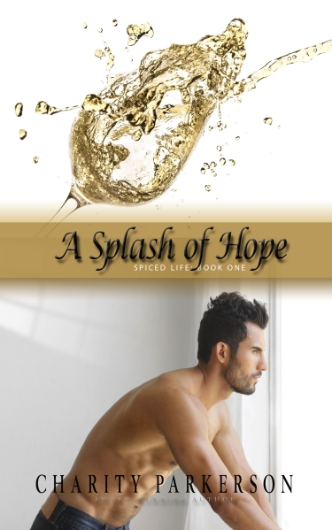 A Splash Of Hope - Book Cover