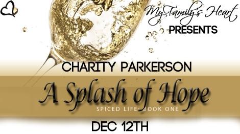 A Splash of Hope - Tour Banner