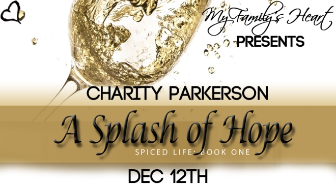 A Splash of Hope - Tour Banner