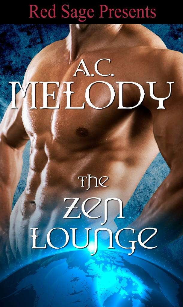 The Zen Lounge - Book Cover