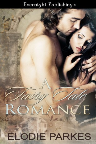 A Fairy Tale Romance - Book Cover
