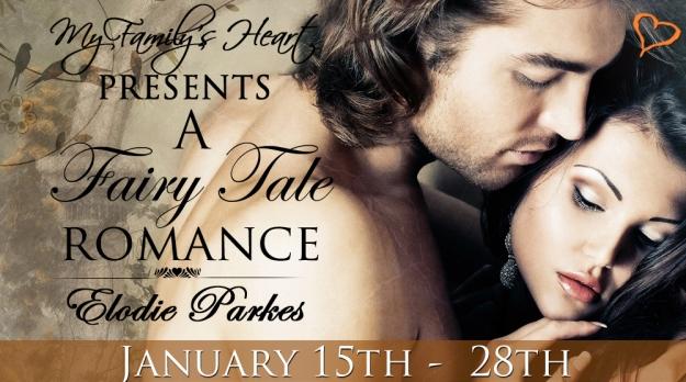 A Fairy Tale Romance - Tour Banner