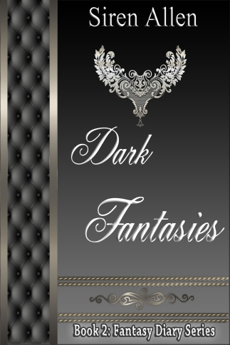 Dark Fantasies - Book Cover