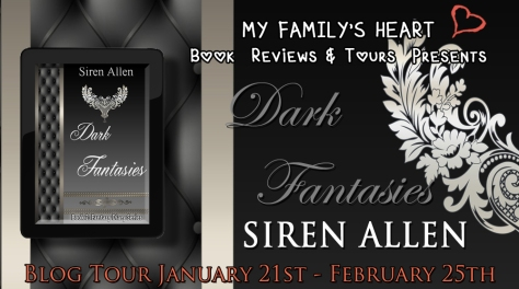 Dark Fantasies - Tour Banner