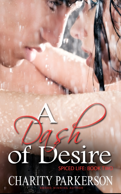 Dash of Desire - Book Cover