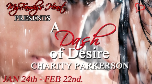 Dash of Desire - Tour Banner
