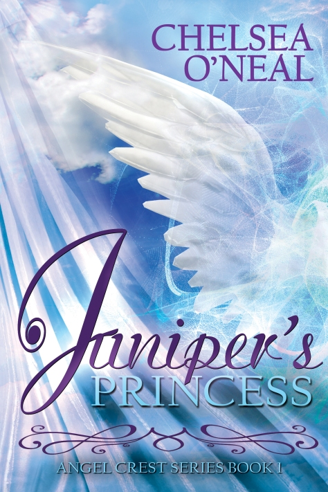 Juniper's Princess - Book Cover
