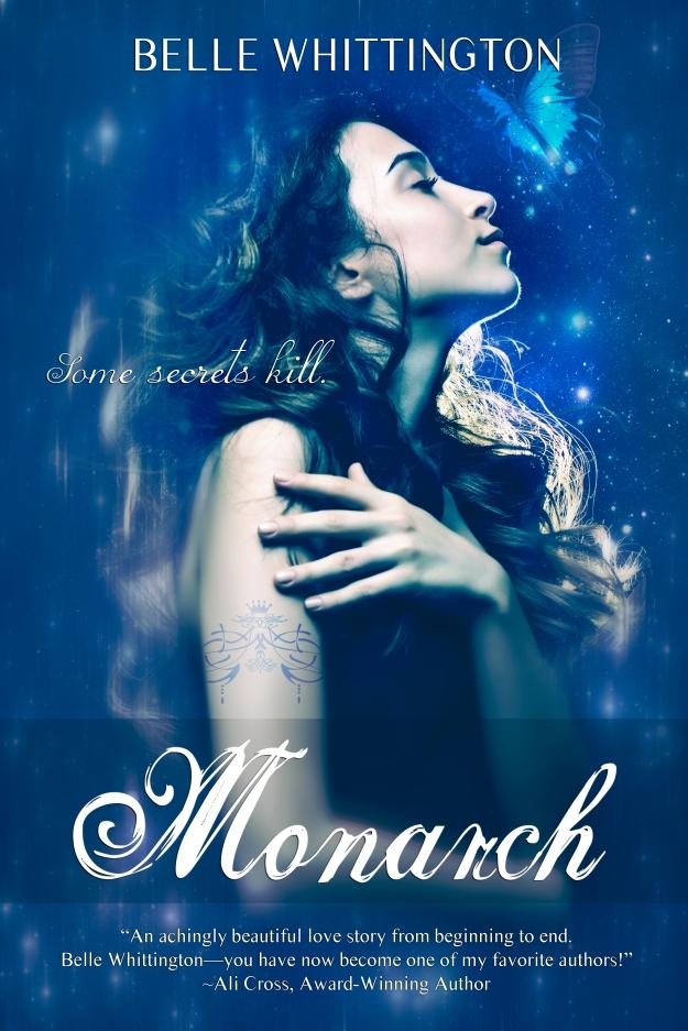 Monarch - Book Cover