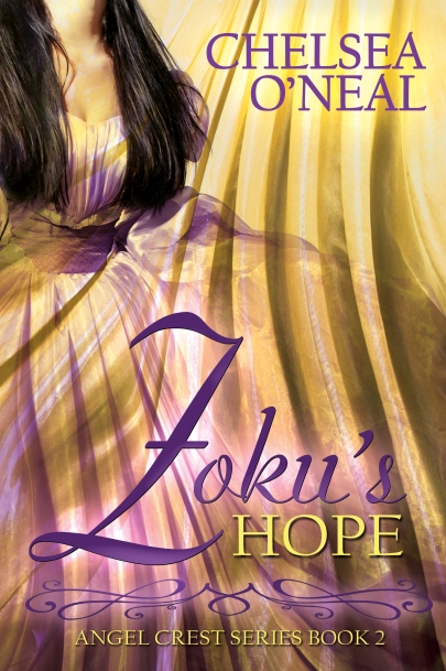 Zoku's Hope - Book Cover