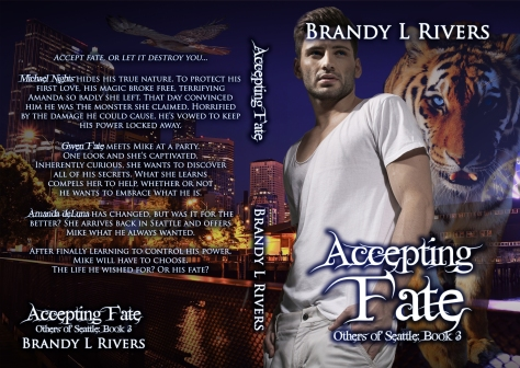Accepting Fate - Book Wrap