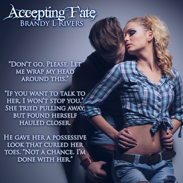 Accepting Fate - Teaser 4