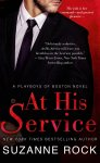 At His Service - Book Cover