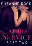 At His Service-Part 2 - Book Cover