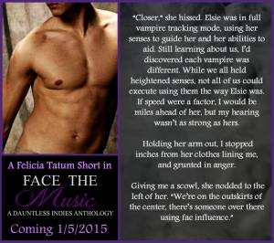 Face The Music - Felicia Tatum Teaser