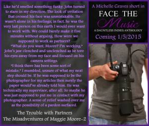 Face The Music - The Trouble With Partners Teaser