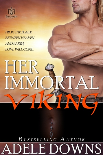 Her Immortal Viking - Book Cover
