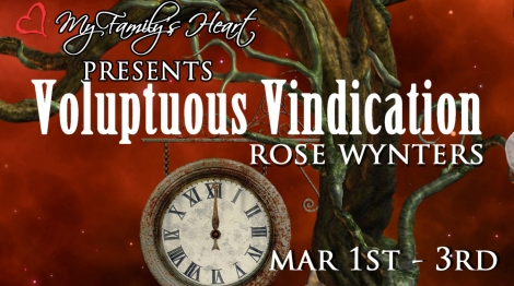 Woluptuous Vindication - Banner
