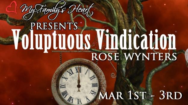 Woluptuous Vindication - Banner