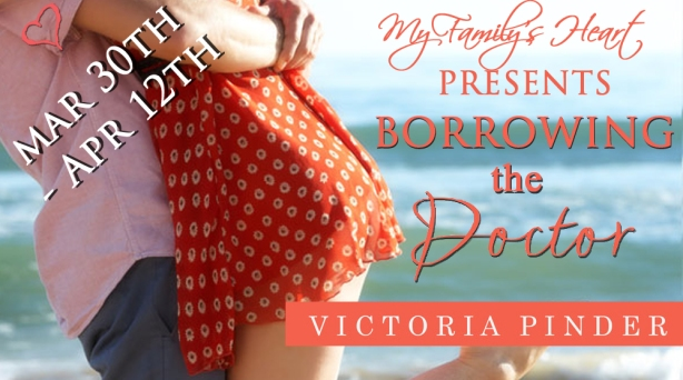 Borrowing The Doctor - Banner