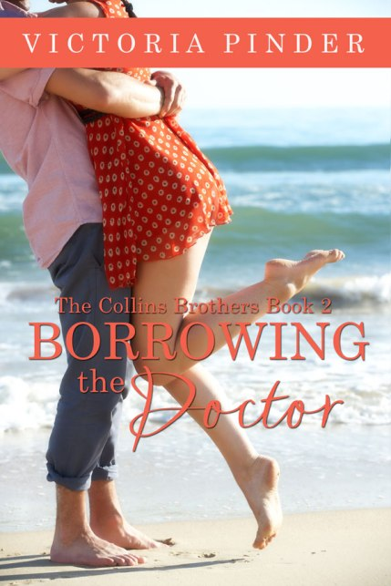 Borrowing The Doctor - Book Cover