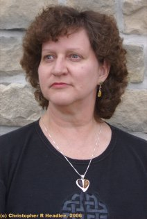 Dawn Flight - Author Photo