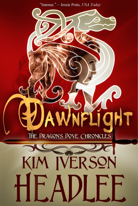 Dawn Flight - Book Cover
