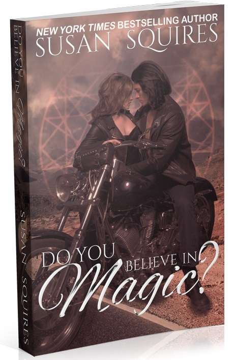 Do You Believe In Magic - Book Cover