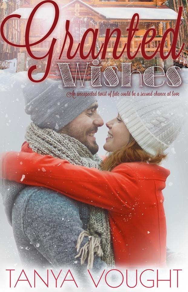Granted Wishes - Book Cover