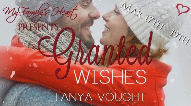 Granted Wishes - Tour Banner
