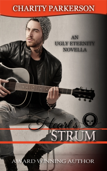 Hearts Strum - Book Cover