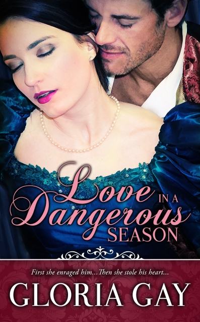 Love In A Dangerous Season - Medium Cover