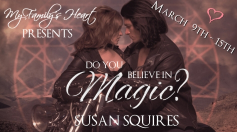 o You Believe In Magic - Tour Banner