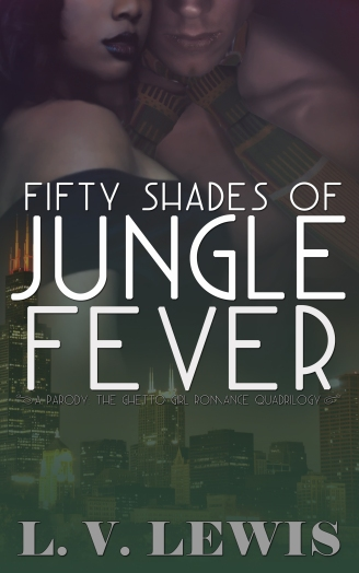 Fifty Shades of Jungle Fever - Cover