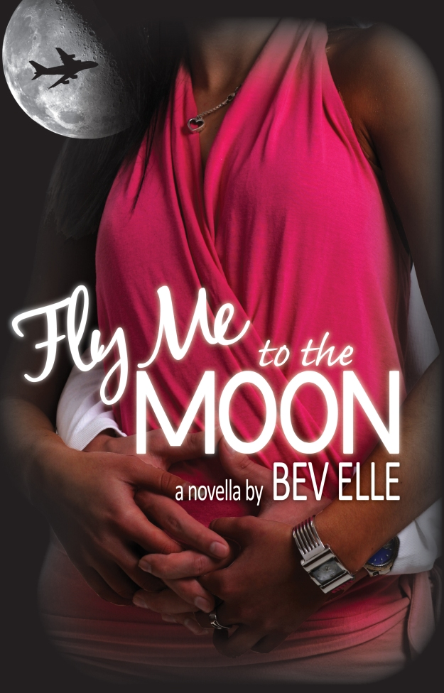 Fly Me To The Moon - Book Cover