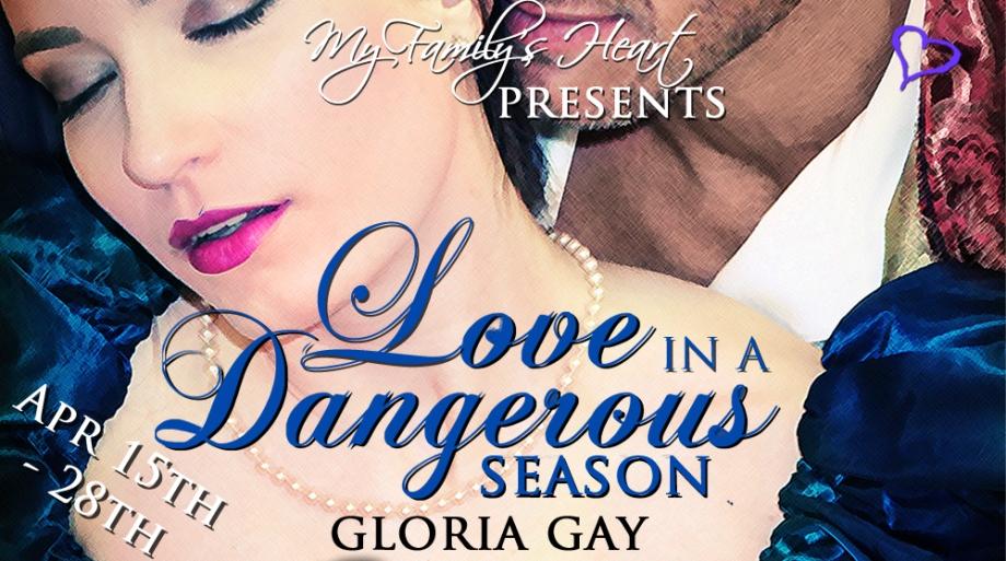Love In A Dangerous Season - Banner