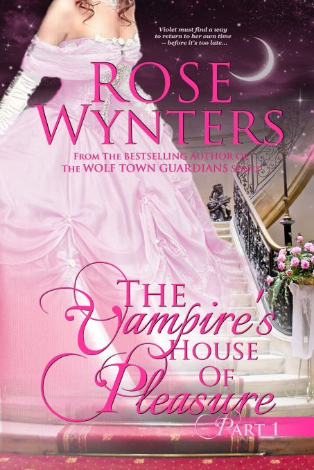 The Vampires House of Pleasure - Book Cover