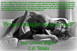 Star Crossed Shifters - Teaser 4
