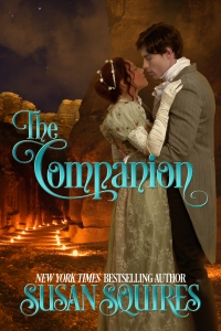 The Companion - Book Cover