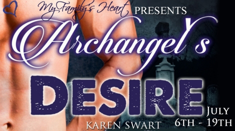 Archangels Desire - New Banner