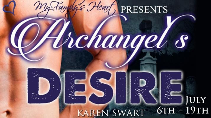Archangels Desire - New Banner