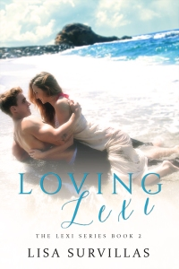Loving Lexi - Book Cover