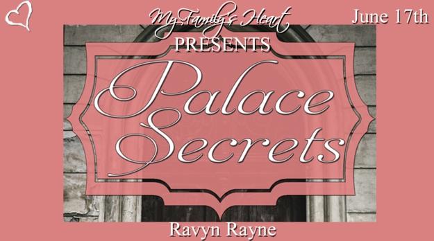 Palace Secrets - Banner
