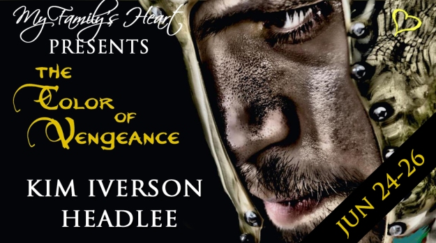 The Color Of Vengence - Banner