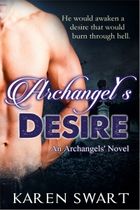 Archangels Desire - Cover