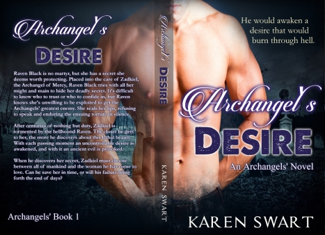 Archangels Desire - Full Wrap