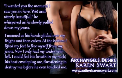 Archangels Desire - Teaser 2