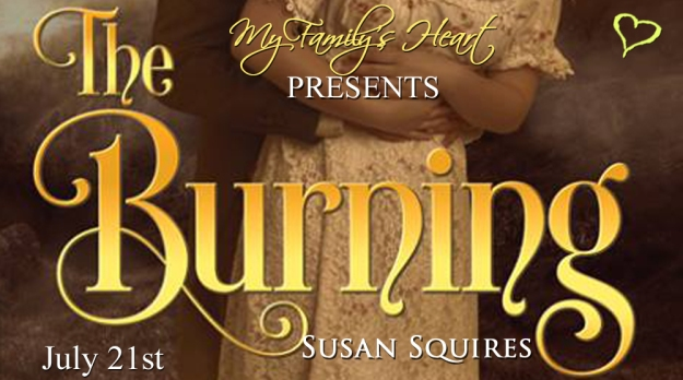 The Burning - Release Banner
